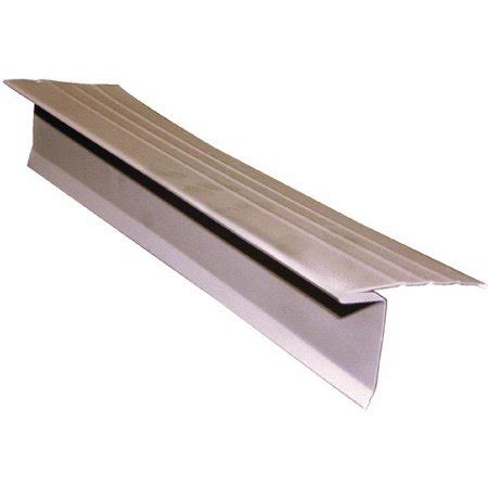 style a roof edge klauer aluminum style ll6 roof drip edge with