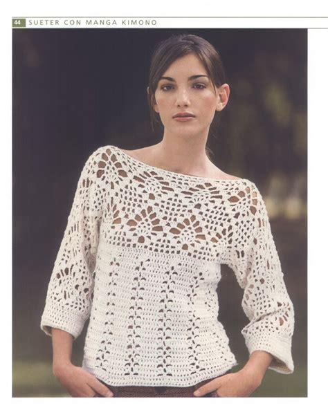 blusas de gancho art nanda blusas em croch 234