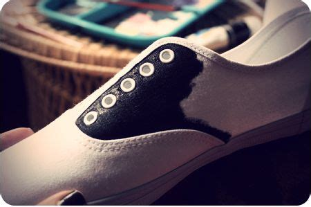 saddle shoes diy diy saddle oxfords what you ll need a pair of white