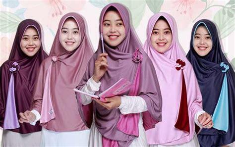 New Jilbab Pricilla 2 In 1 Bolak Balik Size S Murah Meriah indogamis toko jilbab dan busana muslim