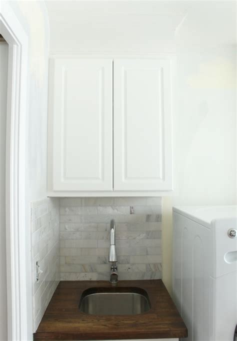 Laundry cabinets sink ideas steveb interior how to make laundry sink cabinet