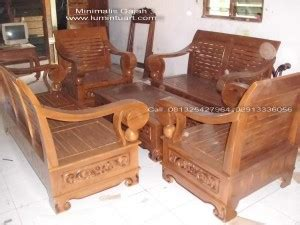 Kursi Gajah kursi tamu minimalis set hongkong gajah kayu jati jepara