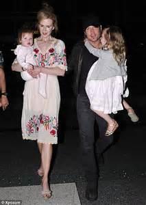 Kidman On Motherhood Marriage by Cruise And Children In Sydney For Kidmans Wedding