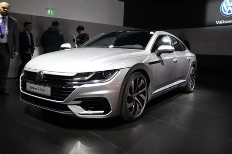 Geneva 2017 Volkswagen Arteon Gtspirit
