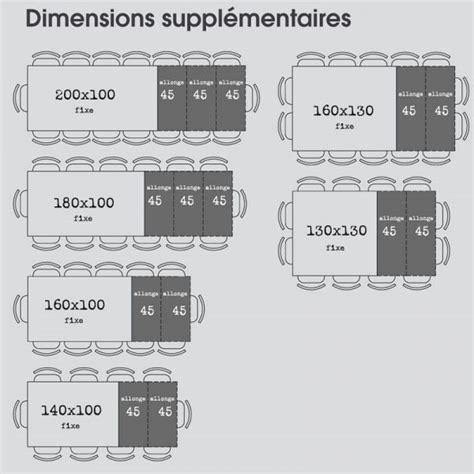 dimension table a manger 10 best maison table cuisine dimensions images on