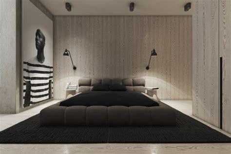 desain kamar gothic inspirasi desain interior tema netral dengan warna gelap