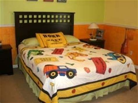 construction bedding twin construction trucks kids twin size quilt bedding set for boys bedroom twin kid and