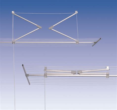Overhead Laundry Drying Rack by Lift Laundry Drying Rack Ceiling Clothes Airer