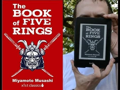 the book of five the book of five rings go rin no sho miyamoto musashi youtube