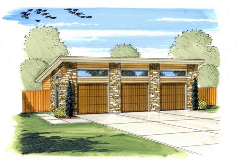 modern garage apartment floor plans garage home plan 0 bedrms 0 baths 1014 sq ft 100 1155