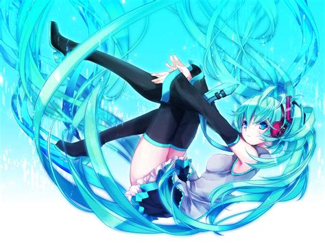 wallpaper anime hatsune miku hatsune miku anime wallpaper 35967680 fanpop