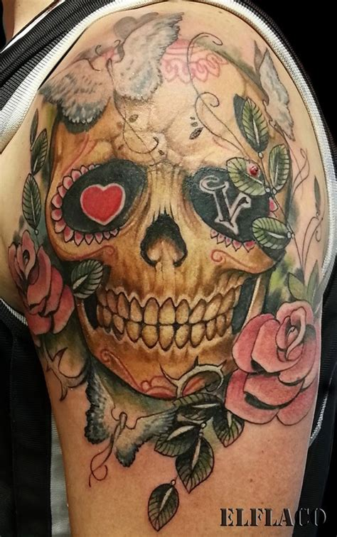 awesome skull tattoos 60 awesome skull designs cuded ideas