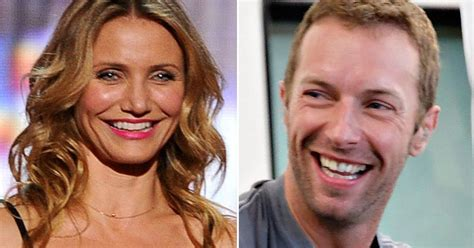 Cameron Diaz And Criss Maybe Dating by Chris Martin Throws For Cameron Diaz And Other