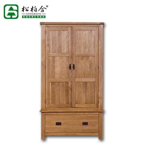Oak Wardrobe Closet by Buy Two Oak Wardrobe Closet Wardrobe Combination Of Solid Wood Furniture Sliding Doors Bedroom
