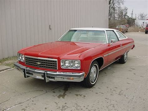 1976 chevy impala ss chevrolet impala for sale hemmings motor news