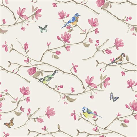 wallpaper background motif bird motif wallpaper wallpapersafari