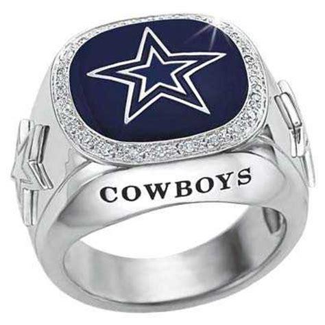Dallas Cowboys Men's Diamond Ring   The Danbury Mint