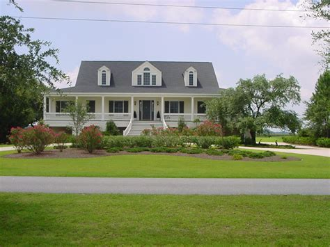 low country houses low country style home traditional exterior