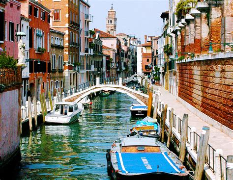 s day venice canal entangled canals of venice italy traveler corner