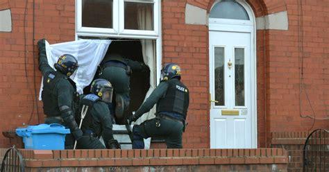 make 14 arrests after drugs raids in oldham