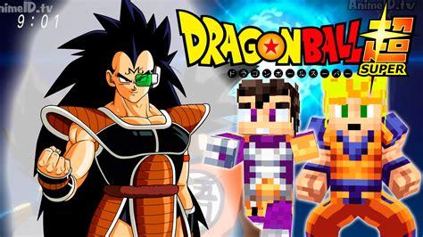 libro dragon ball super 1 dragon ball super capitulo 3 en espa 209 ol minecraft vegetta mods y goku youtube