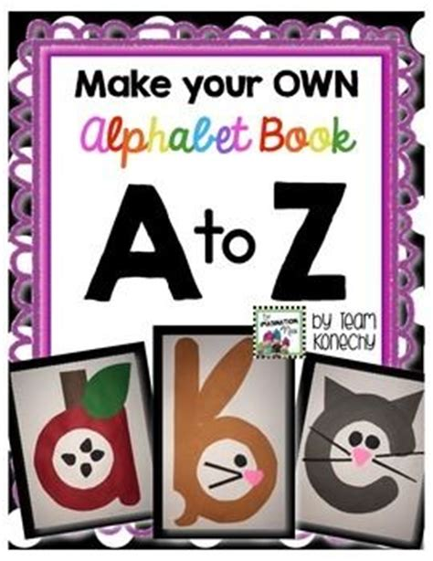 17 Best Images About Letterland On Pinterest Make Your Own Alphabet Book Template