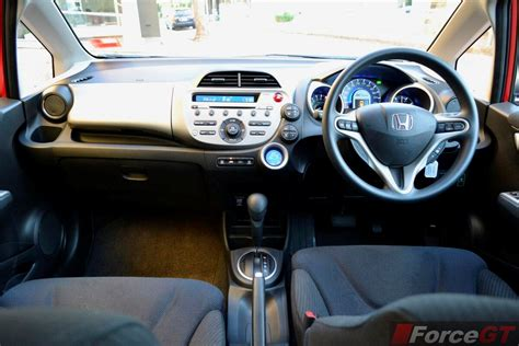 honda jazz rs 2013 interior www imgkid the image