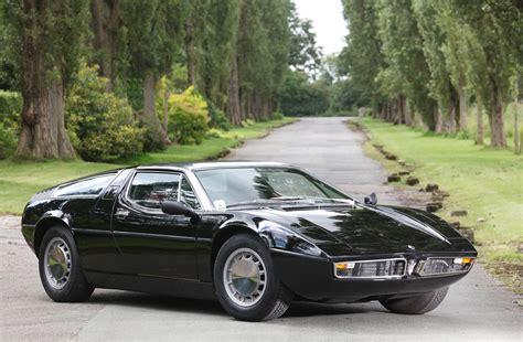 1973 Maserati Bora 4 9 Coys Of Kensington