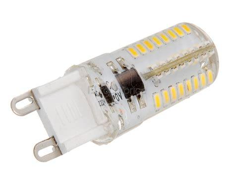 g9 le g9 3014 64l 110 220v g9 3w 64 x 3014smd warm white led