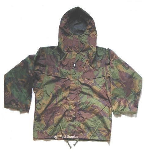 Jaket Waterproof Army tex and waterproof jackets army dpm