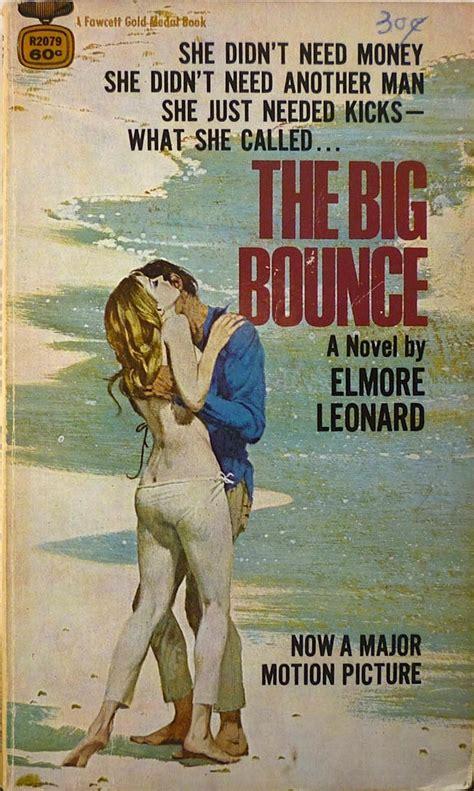 finds bounce books existential ennui elmore leonard s debut crime novel the