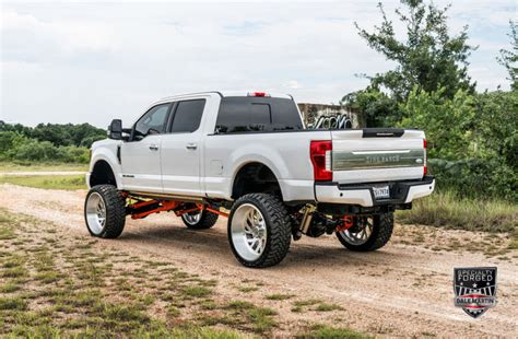 ford  king ranch sf  specialty forged wheels