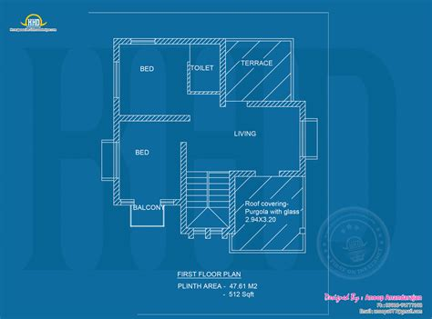 71 blueprint for house how day night view and blueprint of modern house kerala