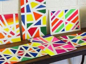 50 easy canvas painting ideas