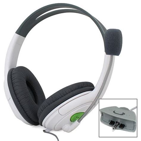 Headset Xbox 360 a j mobile phone accessories wholesale professional headset for xbox 360