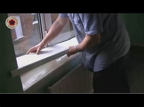 Fitting A Window Sill How To Trim Out A Kitchen Window With A Sill Tri