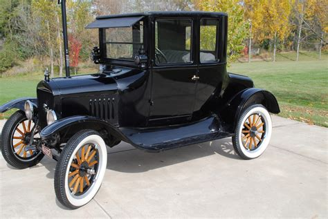 1925 ford model t coupe sold oldmotorsguy
