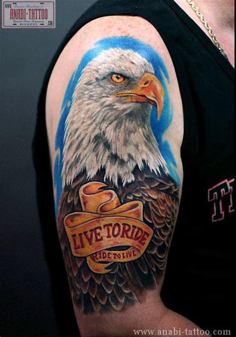 eagle tattoo hd images great biker tattoo ideas for devoted bikers tattoo ideas mag