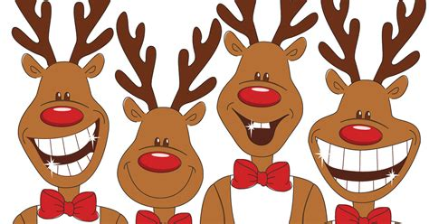 images of christmas fun which of santa s reindeer are you