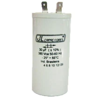 capacitor permanente 30uf pe 231 as para motores eletrocelo