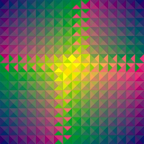 pattern and shape mixcloud policy of truth tony digital art shape texture