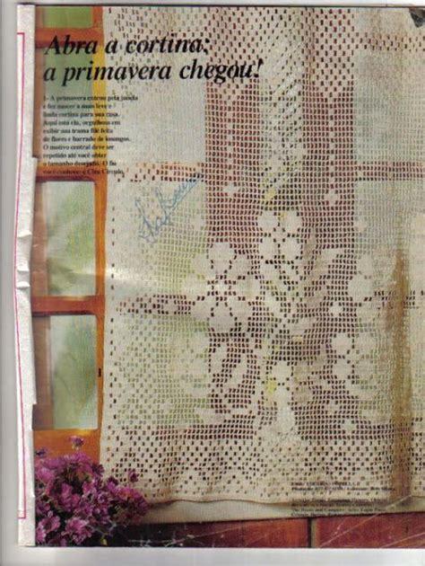 filet crochet curtains crochet cortinas curtains raissa tavares picasa