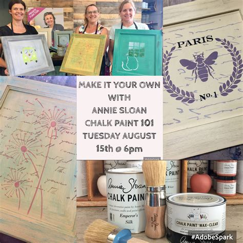 chalk paint ontario make it your own with sloan the painted