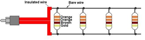 does resistor wattage matter does resistor wattage matter 28 images 220 ohm resistor color code resistor color codes and