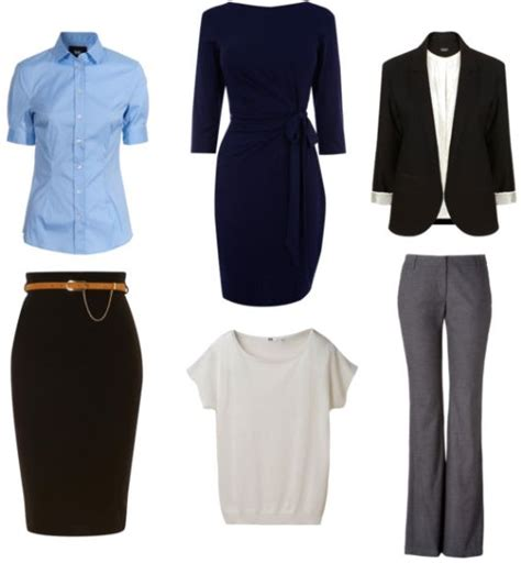 Basic Work Wardrobe Essentials by For Work Basics And Workwear On