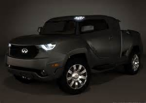 Infiniti Truck Used Infiniti Bx Concept Is An Ominous Truck For All