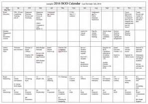 Annual Calendar Annual Planning Calendar Cds Cc Library