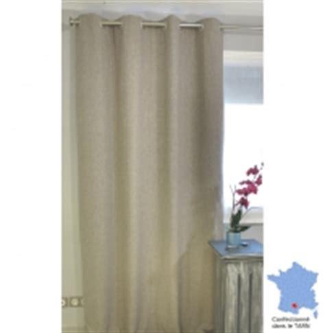 Rideau Thermique 290 by Rideaux Voilages Sur Mesure Pr 234 T 224 Poser L Atelier De