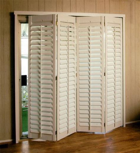 Sliding Shutter Closet Doors The World S Catalog Of Ideas