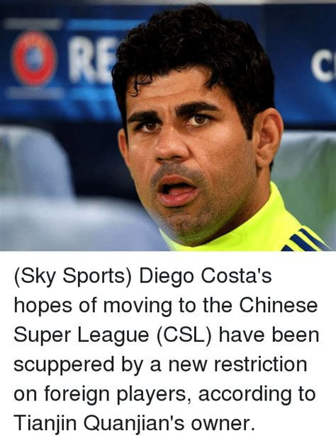 Diego Costa Meme - funny chinese memes of 2017 on sizzle chinese cartoons
